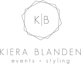 Kiera Blanden Events + Styling