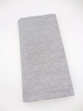 Grey Linen Napkins