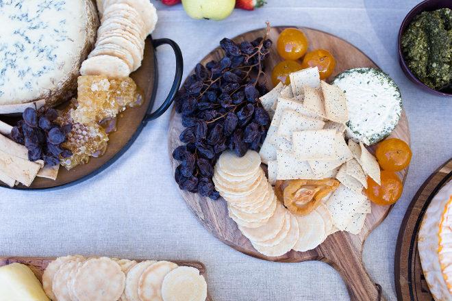 Round Cheese Baord 3