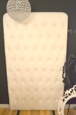 White Chesterfield Panels