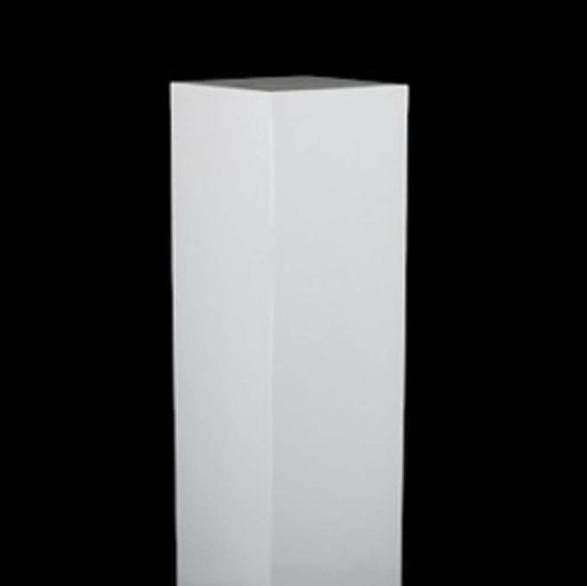 White Gloss Plinth