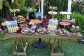 Dessert Table Black Sign