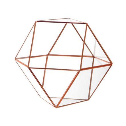 Copper Terrarium