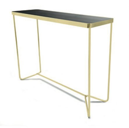Side Table Brass